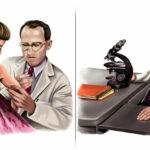 Jonas Salk and John Enders